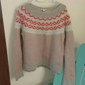 Gap sz M Angora Sweater